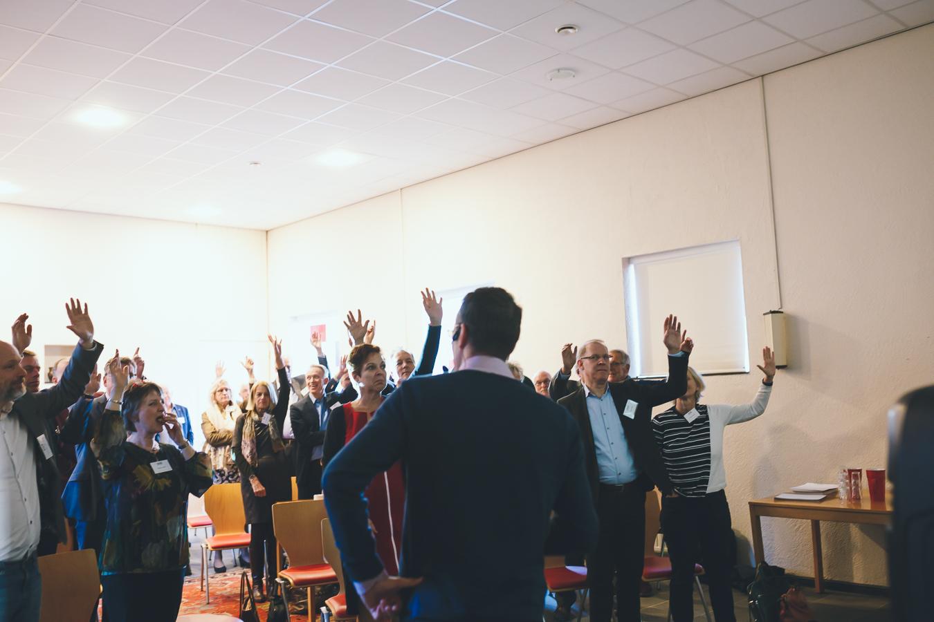 Kennismeeting Pool Management & Organisatie Veranderkunde
