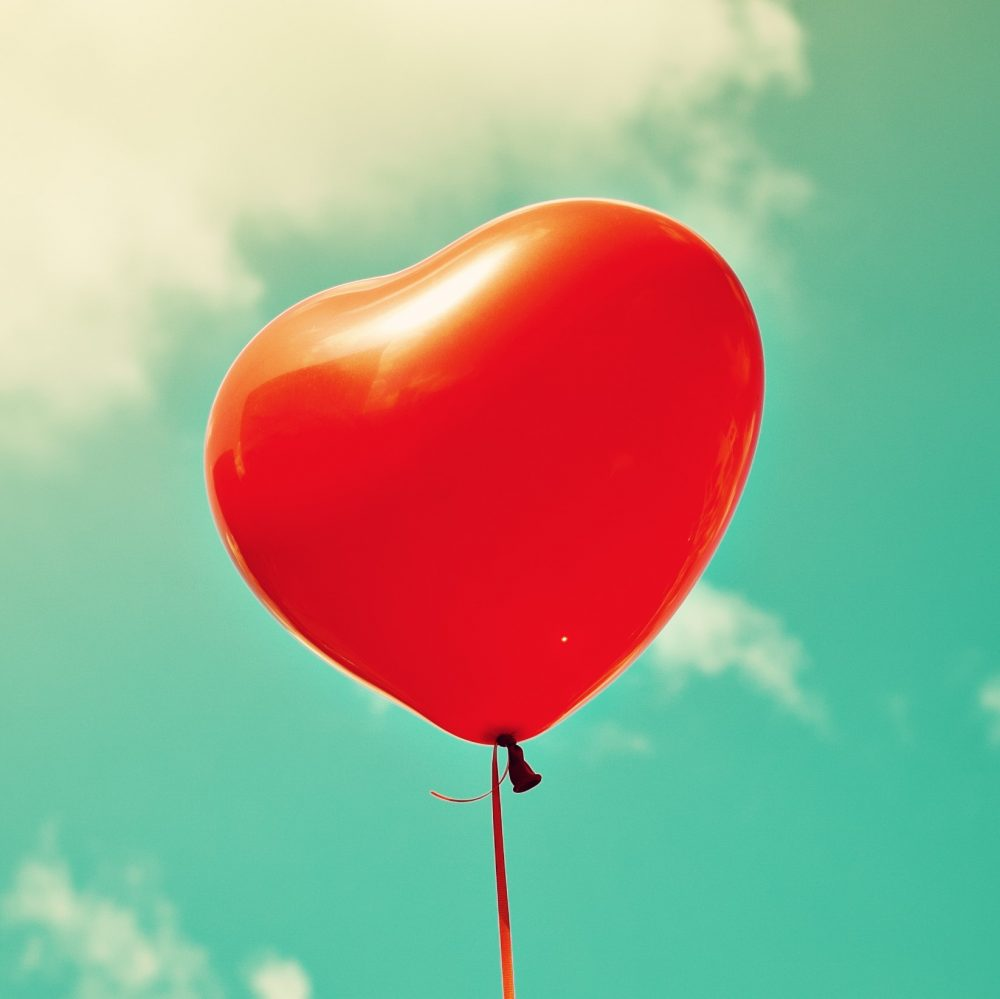 ballon hartje